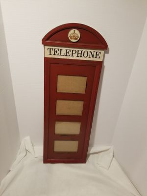 UNIQUE TELEPHONE PICTURE FRAME