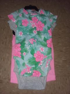 Size 3 months New carters 3 piece set