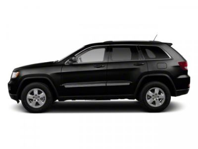 2012 Jeep Grand Cherokee Overland (Brilliant Black Crystal Pearl)