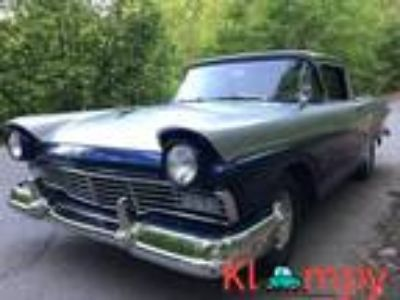 1957 Ford Ranchero Numbers Matching