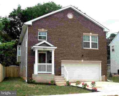 521 68th Pl Capitol Heights Five BR, New Construction!!!