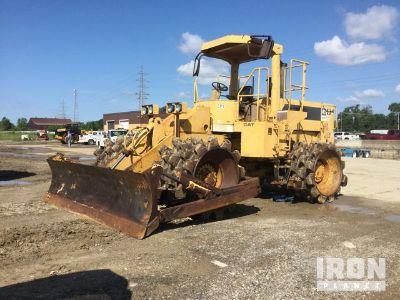 Cat RM375 815B Landfill Compactor