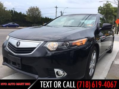2011 Acura TSX Base (Black)