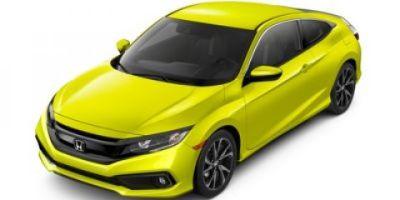 2019 Honda CIVIC COUPE Sport ()