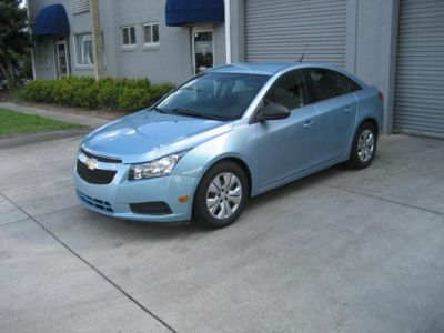 2012 Chevrolet Cruze LS (BLUE)