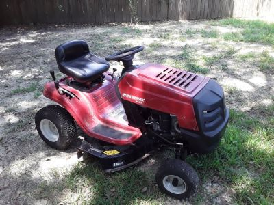 Wanted your old broken riding mowers and small engine equipment