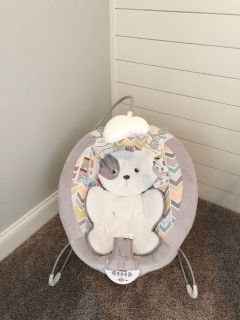 Fisher price snuggapuppy bouncer