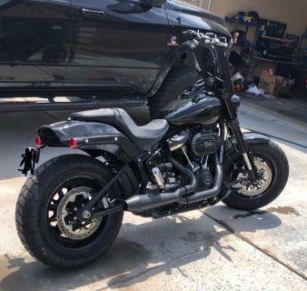 2018 Harley-Davidson FAT BOB CVO
