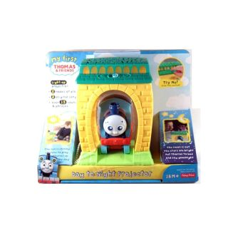 NEW My First Thomas & Friends Day to Night Projector