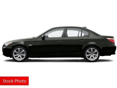 2006 BMW 5-Series 550i (Black Sapphire Metallic)