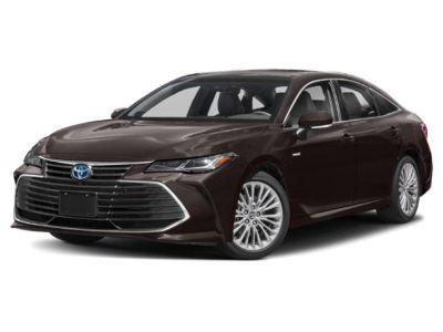 2019 Toyota Avalon Hybrid Limited (Harbor Gray Metallic)