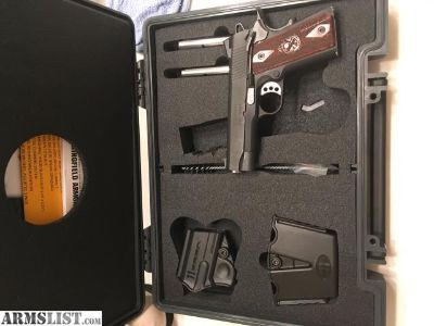 For Sale: Springfield 9mm 1911 Range Officers