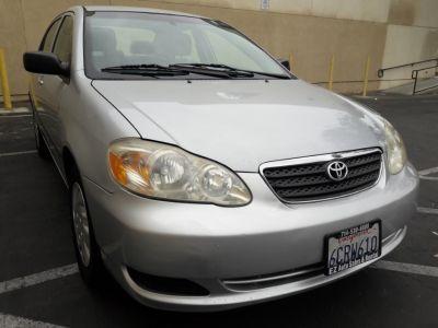 2008 Toyota Corolla S (Silver)