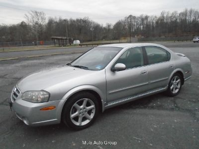 2003 Nissan Maxima SE 4-Speed Automatic