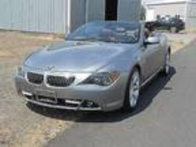 2006 BMW 650i Convertible Sport