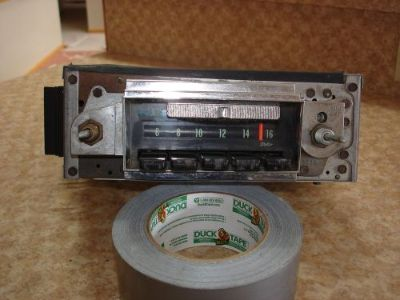 Purchase 1968 1968 CHEVROLET IMPALA SS SUPER SPORT ORIGINAL AM/FM STEREO RADIO NICE L@@K motorcycle in Louisville, Ohio, United States, for US $599.99