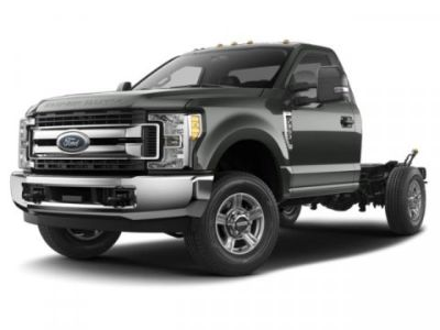 2019 Ford F-350 XL (White)
