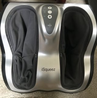 I squeeze Foot and Calf Massager