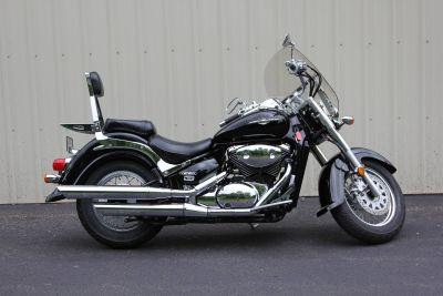 2005 Suzuki Boulevard C50 Black Cruiser Motorcycles Guilderland, NY