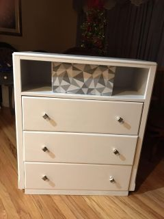 Media Cabinet or Chest of Drawers