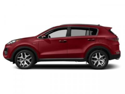 2019 Kia Sportage SX Turbo (Hyper Red)