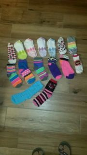 15 pairs of girls socks. Great condition. All very clean!