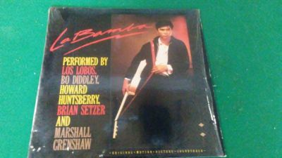 La bamba movie LP