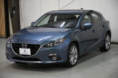 2015 Mazda Mazda3 s Touring (Blue Reflex Mica)