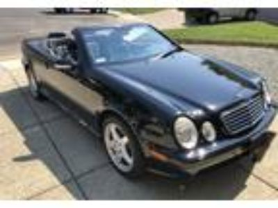 2002 Mercedes-Benz CLK Convertible in Brentwood, CA