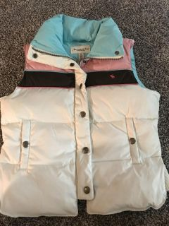 Excellent Condition Abercrombie & Fitch Puffer Best! Size: M
