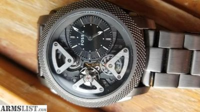 For Sale/Trade: Fossil Machine Twist ME1128 Automatic winder