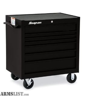 For Sale: Snap-on classic 60 toolbox black