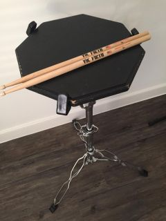 Vic Firth Heavy Hitter Dual-Sided Drum Pad