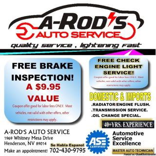 THE BEST AUTO SERVICE AT A