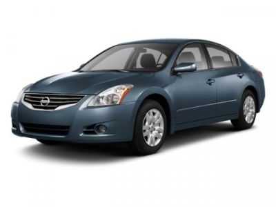 2012 Nissan Altima 2.5 (Super Black)