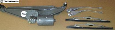 Rebuilt OE wiper motor