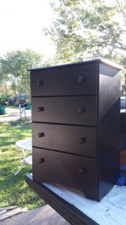 Chest of drawers great condition