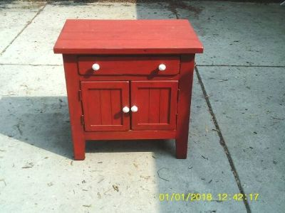 REDUCED.....CABINET BROYHILL ALL WOOD