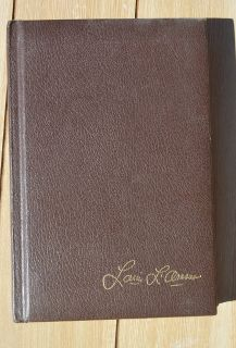 """Louis L'Amour's """"Silver Canyon"""" hardcover"""