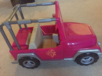 Our Generation Jeep $5