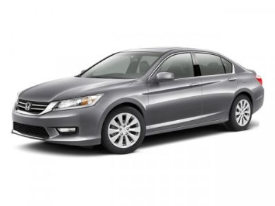 2013 Honda Accord EX (Modern Steel Metallic)