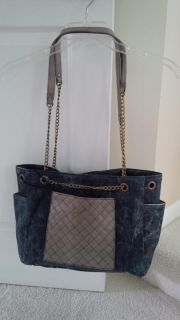 """""""Milan"""" Upcycled Canvas Tote by Mona B"""