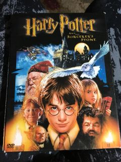 Harry Potter and The Sorcerer s Stone DVD. County line and 725.