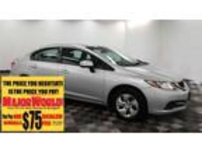 2015 HONDA Civic with 38268 miles!