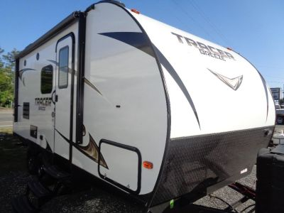 2019 Prime Time TRACER BREEZE 19MRB MURPHY BED (WHITE)