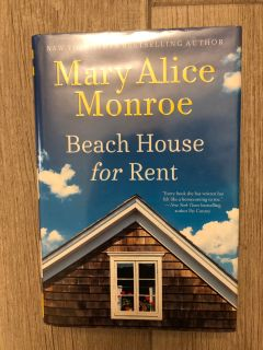 GUC Hardback Novel: Beach House for Rent