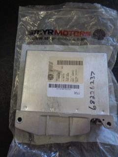 Purchase STEYR MOTORS 2176806 Boat Engine Command Module ECM FOR 6822 motorcycle in Seminole, Florida, United States, for US $999.99