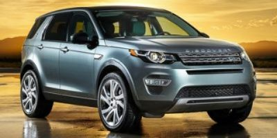 2019 Land Rover Discovery Sport ()