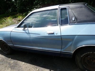 Purchase 74 75 76 77 78 FORD MUSTANG LH LEFT DRIVERS USED OEM BLUE FRONT DOOR motorcycle in Higganum, Connecticut, US, for US $424.99