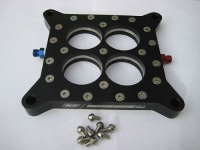 Find NOS/NITROUS/NX/ZEX/EDELBROCK/ NS/PNT HOLLEY 4150 HALO PLATE KIT-8 JETS-MUST HAVE motorcycle in North Attleboro, Massachusetts, United States, for US $209.98